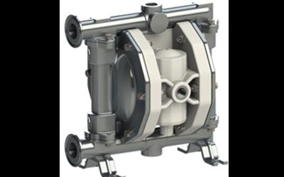 NIX Pompa a doppia membrana pneumatica 0-1000 lt/min.
