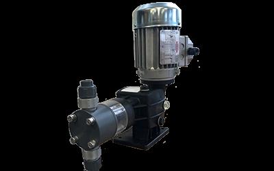 DSF Pompa dosatrice a pistone tuffante con tenute permanenti