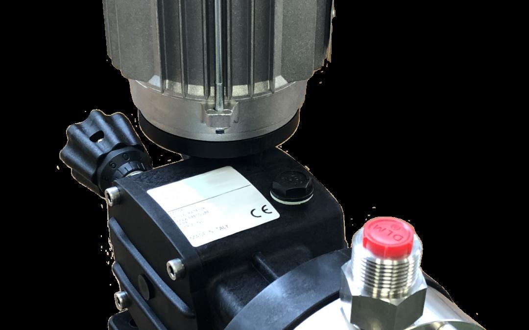 Pompe dosatrici a membrana meccanica a ritorno a molla Mod. DSM – DSMT